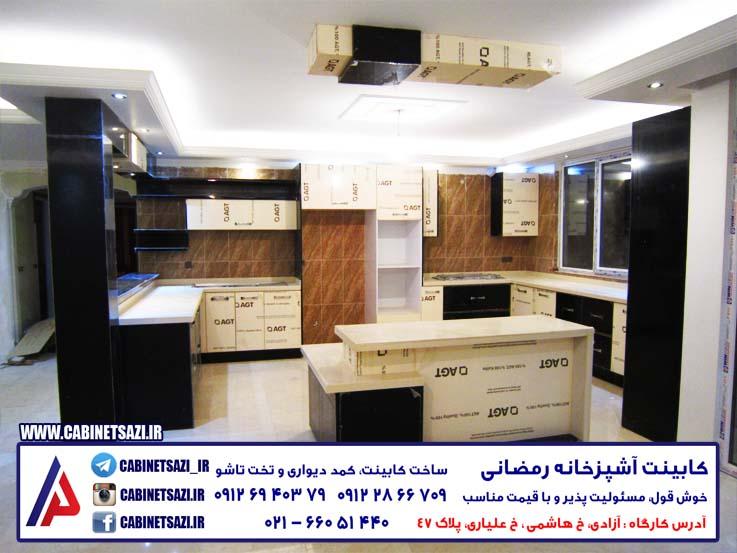 کابینت های گلاس AGT