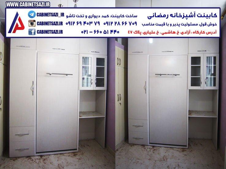 قیمت تخت تاشو ایرانی