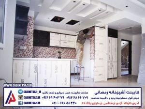 کابینت هایگلاس تهران