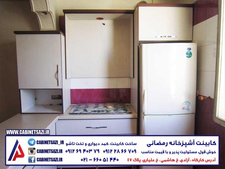 نمونه کابینت MDF