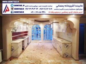 قیمت کابینت هایگلاس ایرانی